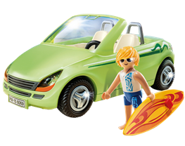 Playmobil Surfista R$ 129,99